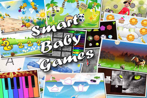 Smart Baby games - náhled