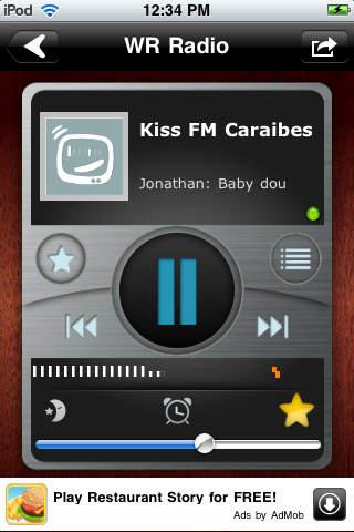 WR Madagascar Radios screenshot 1