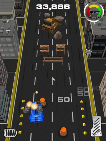 Nitro Sprint screenshot 9