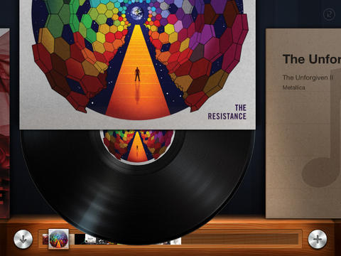 Turnplay - The #1 vinyl record player for iPad - náhled