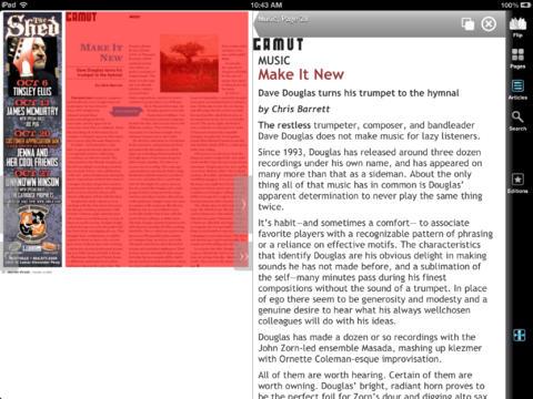 Metro Pulse E-Edition - náhled