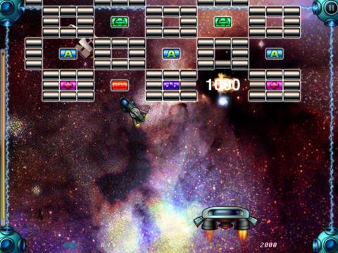 Arcadroid HD screenshot #4