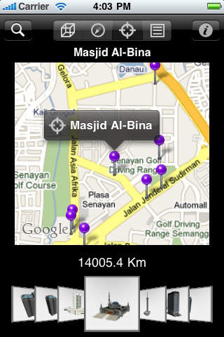 Tour4D Jakarta screenshot 2