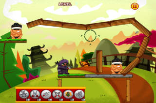 Ninja Strategy screenshot 3