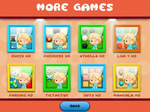Backgammon for Kids HD - náhled
