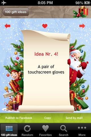 100 Christmas gift ideas under 15 dollars - náhled