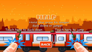 A Subway Sprint Story Running Game screenshot 1