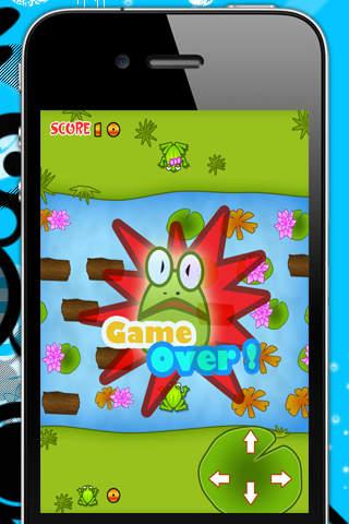 Frog Love Game HD screenshot 4