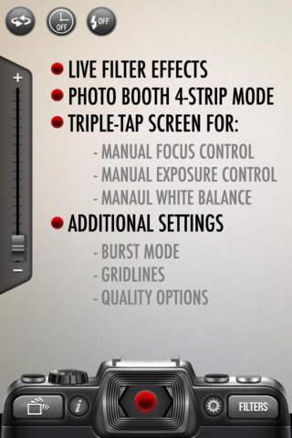 Camera ® screenshot 1