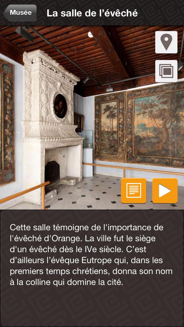 Théâtre et Musée d'Orange screenshot 5