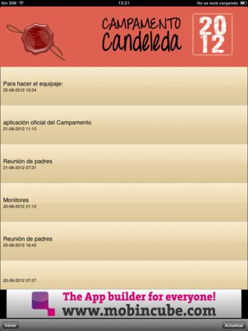 Candeleda 2012 screenshot 10