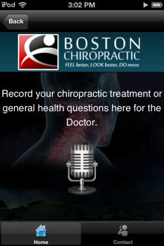 Boston Chiropractic - náhled