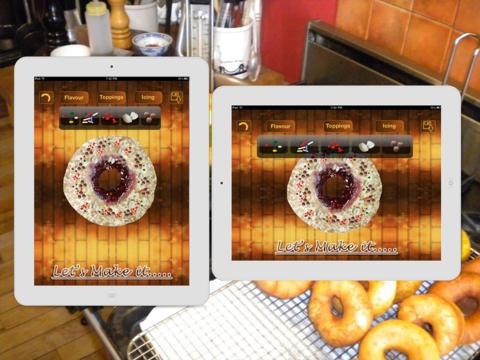 Donuts Factory HD Lite screenshot 9