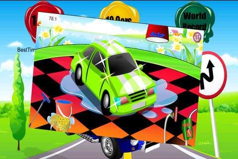 Car Wash Mania - náhled