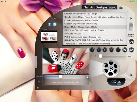 Nail Art Designs Videos screenshot 3