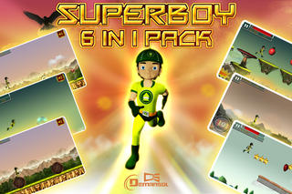 Super Boy screenshot 1
