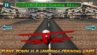 Plane Down Air-Turnament racing flight simulator screenshot 3