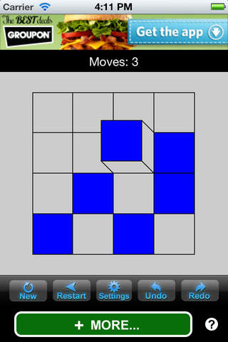 Cube Puzzle Free - Tough, Challenging Logic Game. - náhled