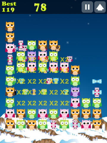 Cute Owl Pop screenshot 9