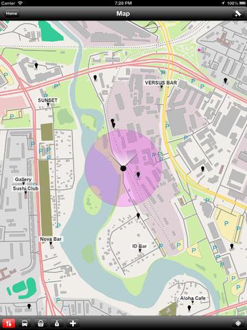 Mexico City, Mexico Map - World Offline Maps screenshot 9