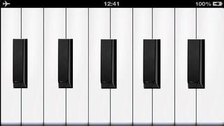 Piano Free screenshot 1
