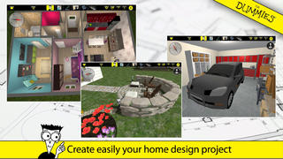 Home Design 3D for Dummies screenshot 1