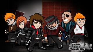 Crime Mafia: Temple City Reckless Gang N Theft Wars screenshot 1