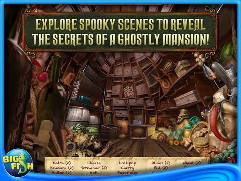 Spirit Seasons: Little Ghost Story HD screenshot 3