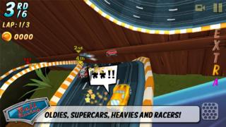 Rail Racing screenshot #5