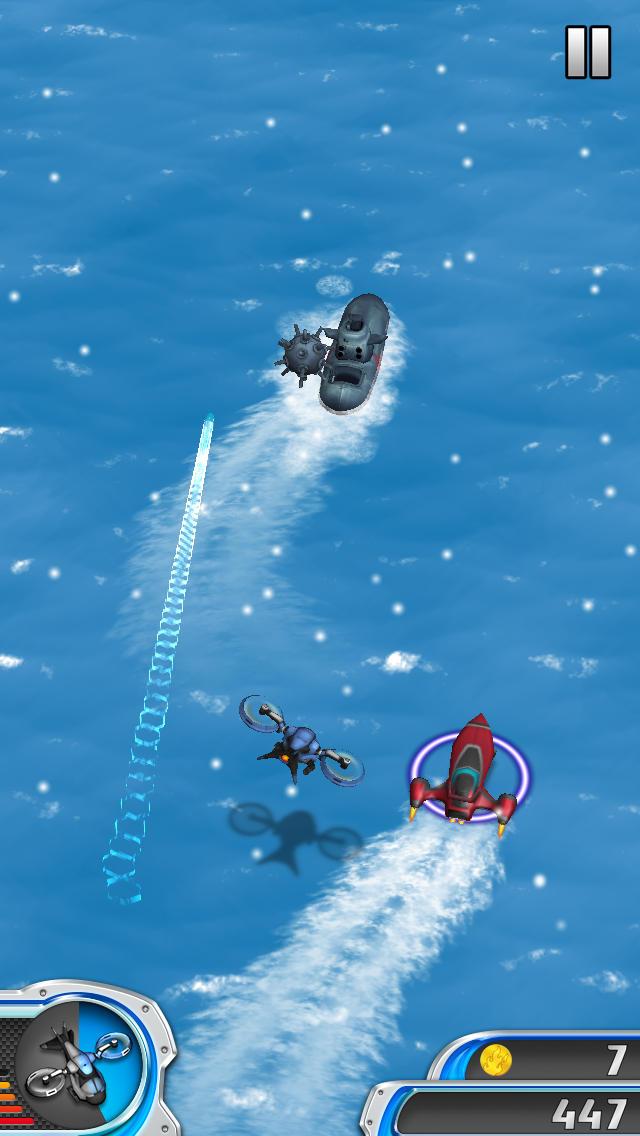 Danger Boat screenshot 3