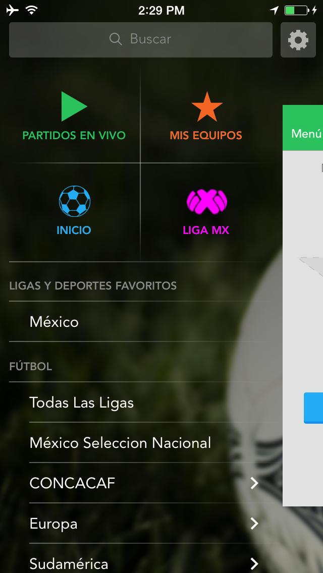TUDN: TU Deportes Network screenshot 3