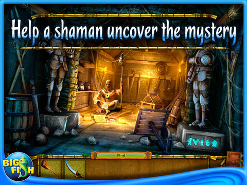 Treasures of Mystery Island: The Ghost Ship HD - náhled