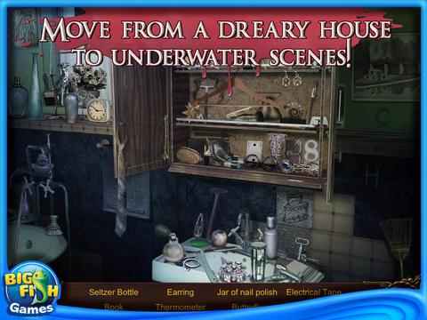Vampire Saga - Pandora's Box HD screenshot 5