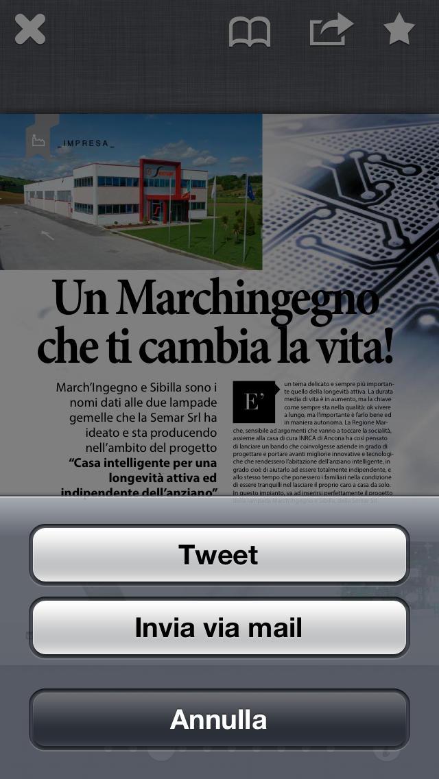 Why Marche, Il Magazine Made in Marche. La Regione Marche a 360° screenshot 4