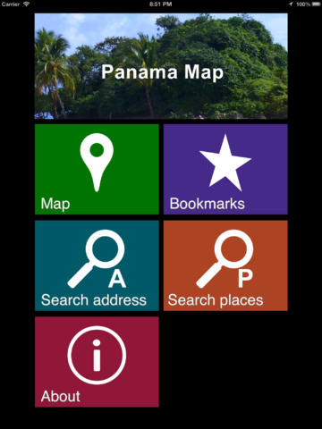 Offline Panama Map - World Offline Maps screenshot 7
