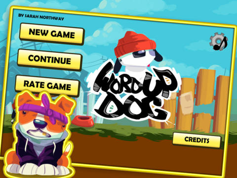 Word Up Dog screenshot 10