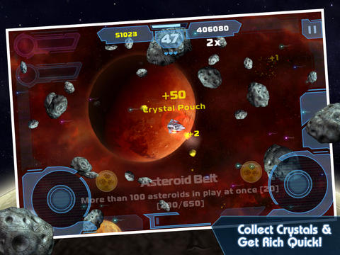 Asteroids: Gunner screenshot 10