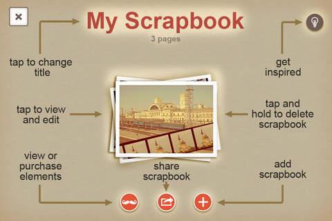 ScrapNShare - Digital Scrapbooks & Photo Books You - náhled
