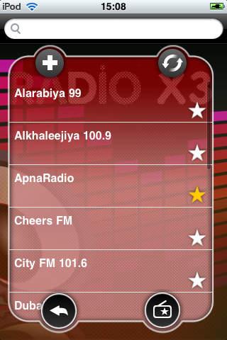 भारत से रेडियो - X3 India Radio screenshot 2