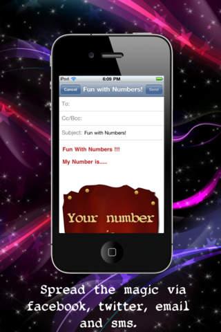 Magic Number Wizard screenshot 5