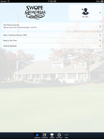 Swope Memorial Golf Course screenshot 7