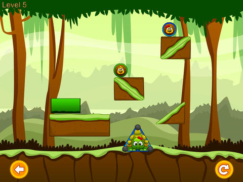 Animal Collision - A Jungle Adventure screenshot 10