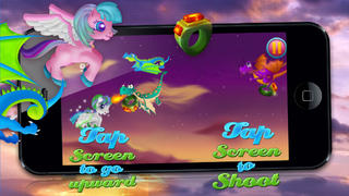 My Pretty Pony Vs. Cute Little Dragon PRO screenshot 3