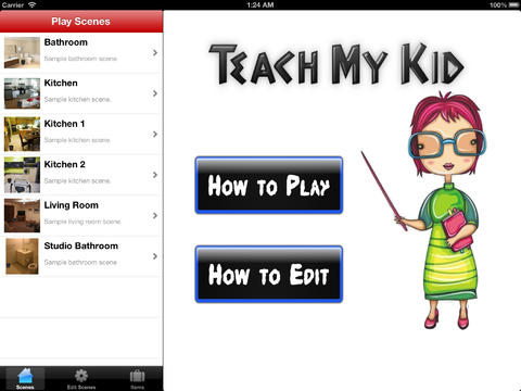 Teach My Kid screenshot 1