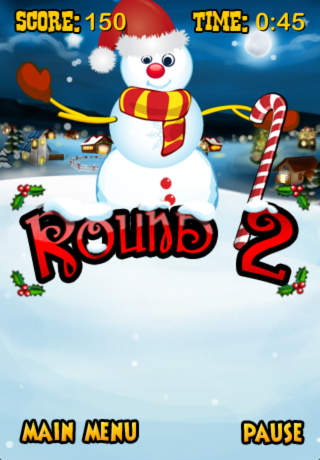 Snowman Math (Santa's Christmas Village) screenshot 3