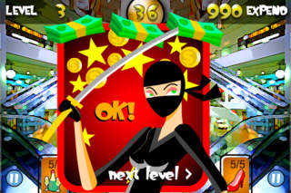 Bilionarie Ninja Girls screenshot 1