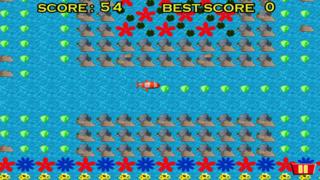 Sharks Versus Fish Game screenshot 1