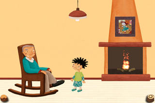 The Magic Chocolate Tree - Children's Story Book screenshot 5