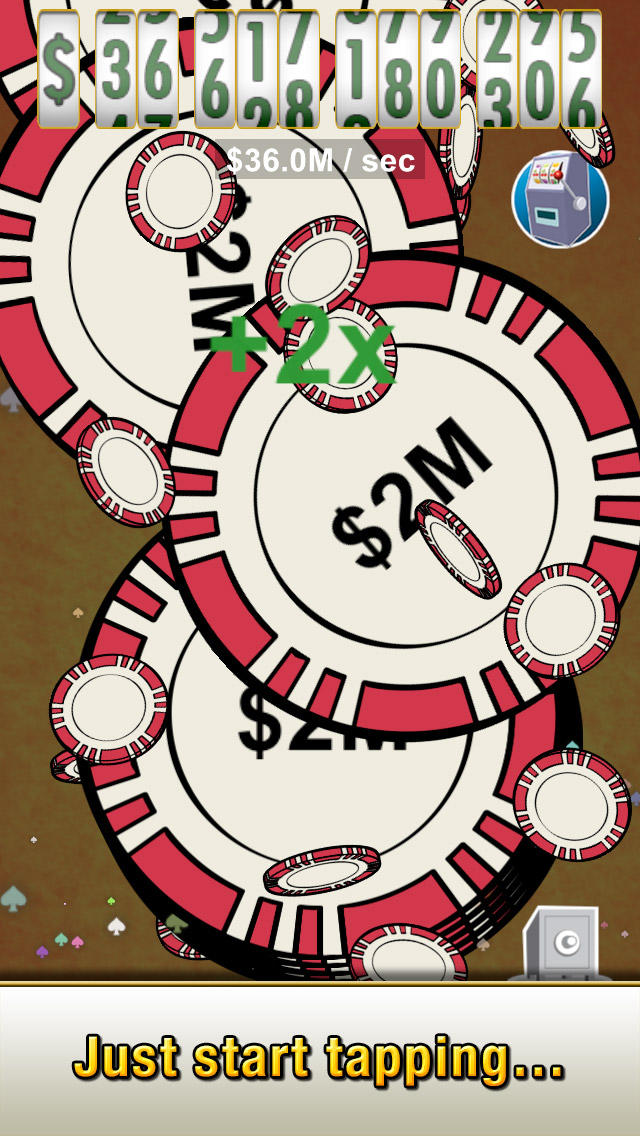 Casino Clicker: Vegas Style screenshot #1