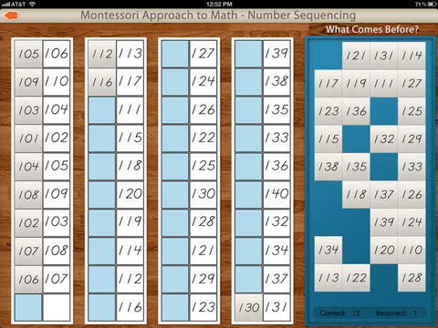 Number Sequencing 101 - 200 screenshot 7